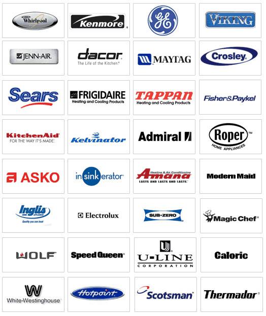 Sharp appliance repair for Brands appliances
